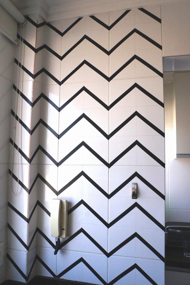 parede azulejo