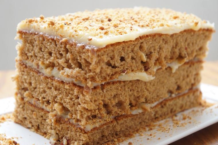 melhor bolo de amendoim