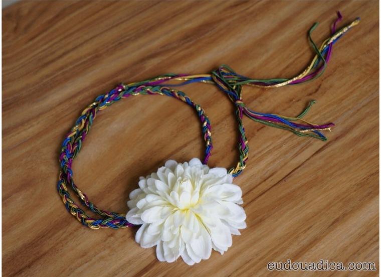 Headband flor