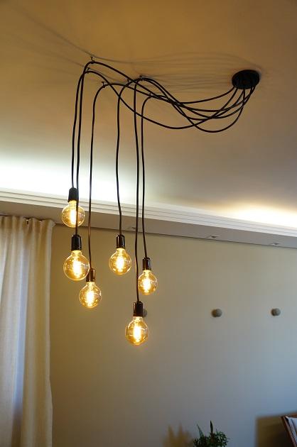 luminaria pendente